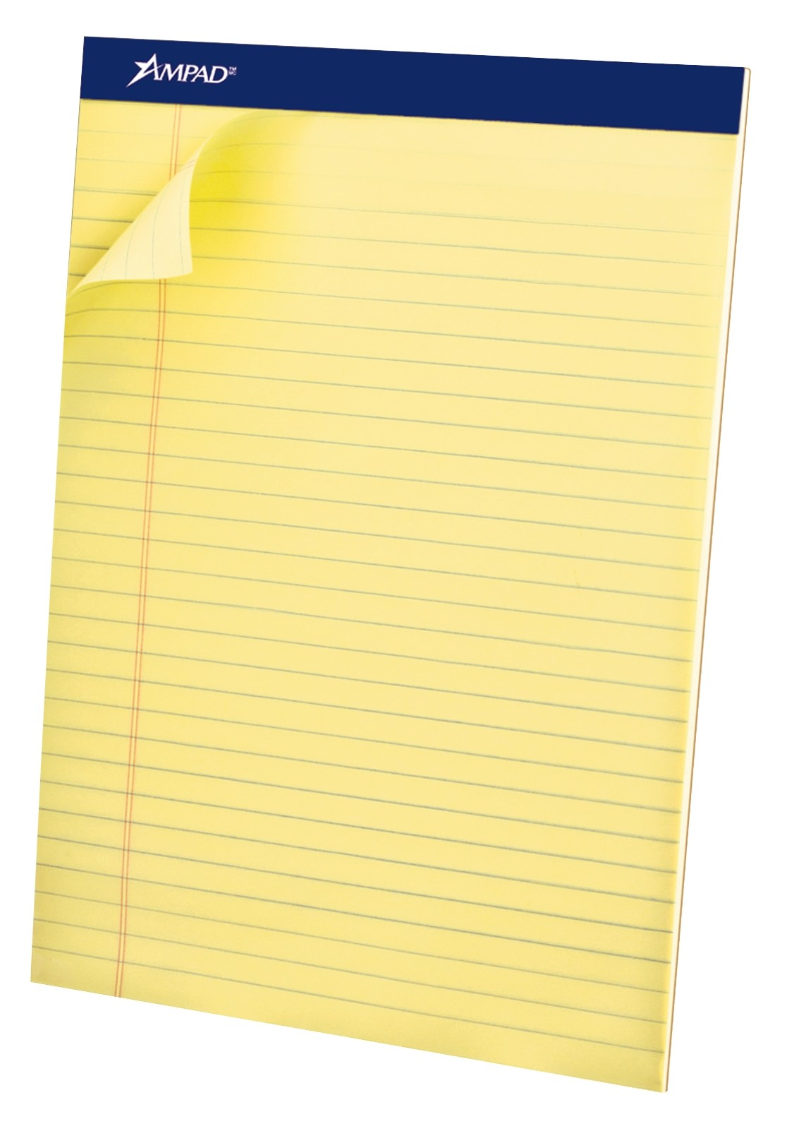 "Ampad Writing Pads, 8-1 2"" x 11-3 4\ by TOPS Products"