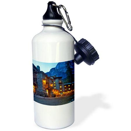3Drose Ahwahnee Lodge  Yosemite Np  California  Usa   Us05 Cha0115   Chuck Haney  Sports Water Bottle  21Oz