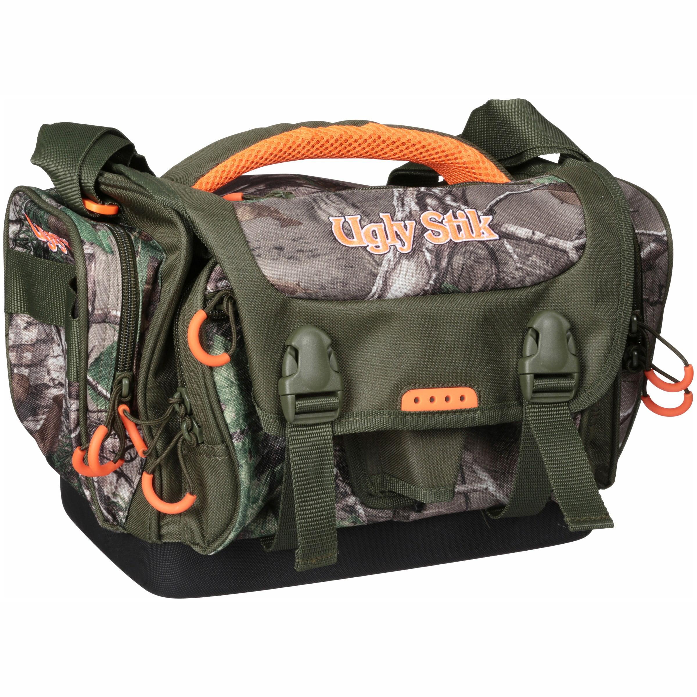 Ugly Stik Realtree Camo Tackle Bag by Jordan Outdoor Enterprises, LTD.