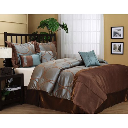 Anna 7 Piece Comforter Set Walmart Com