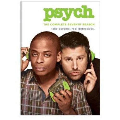 Psych: The Complete Seventh Season (Anamorphic Widescreen)