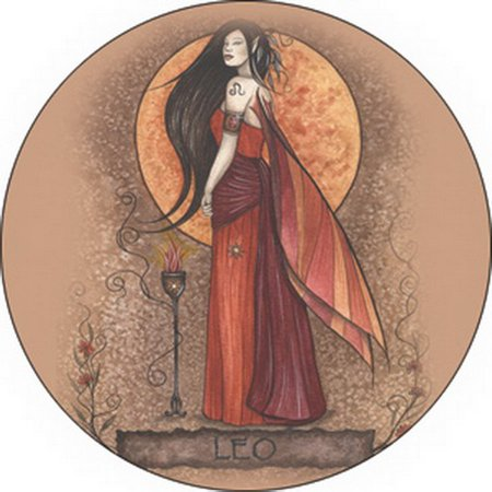 Jessica Galbreth Leo Button B-1740