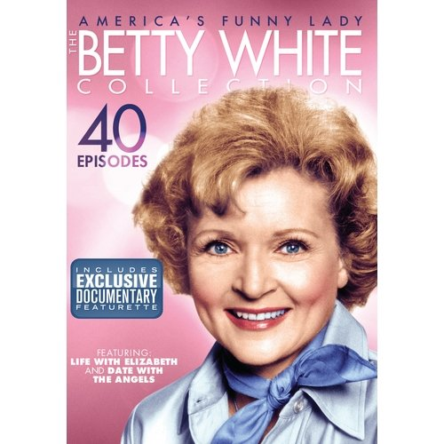 The Betty White Collection (Full Frame)