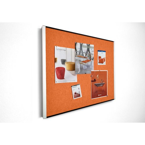 Iceberg Enterprises Beveled Edge Felt Bulletin Board
