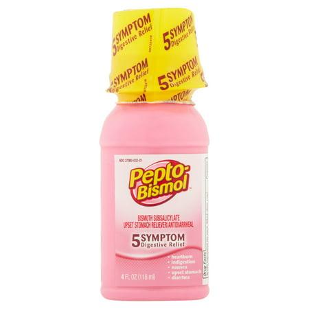 PeptoBismol originale liquide 4 oz