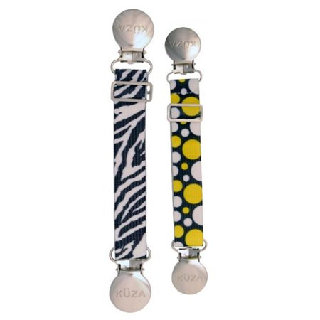 Synthetic Stirrup Straps (Kuza Strap TKS Combo 2 Prints Please Combo 2 Pack of Removable)