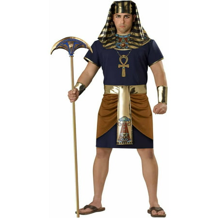 Egyptian Halloween Costumes For Adults (Egyptian Man Plus Size Men's Adult Halloween)