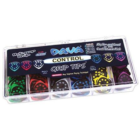 Dava 6108 Grip Tip Pick Cabinet 144 Pieces (Dava Grip Tips)