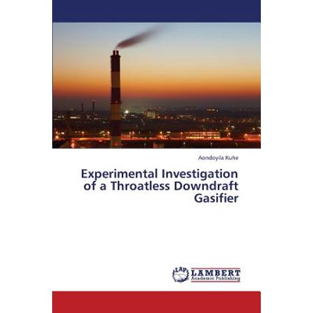 Experimental Investigation of a Throatless Downdraft