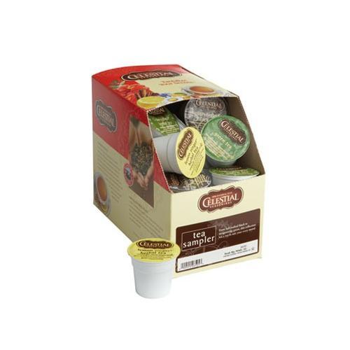 Celestial Seasonings Tea K-Cups Sampler GMT6505
