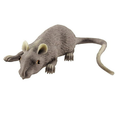 Mouse Lifelike Carded 3 1/2 In, Extremely realistic looking mouse By Fake Mouse - Realistic Fake Hand
