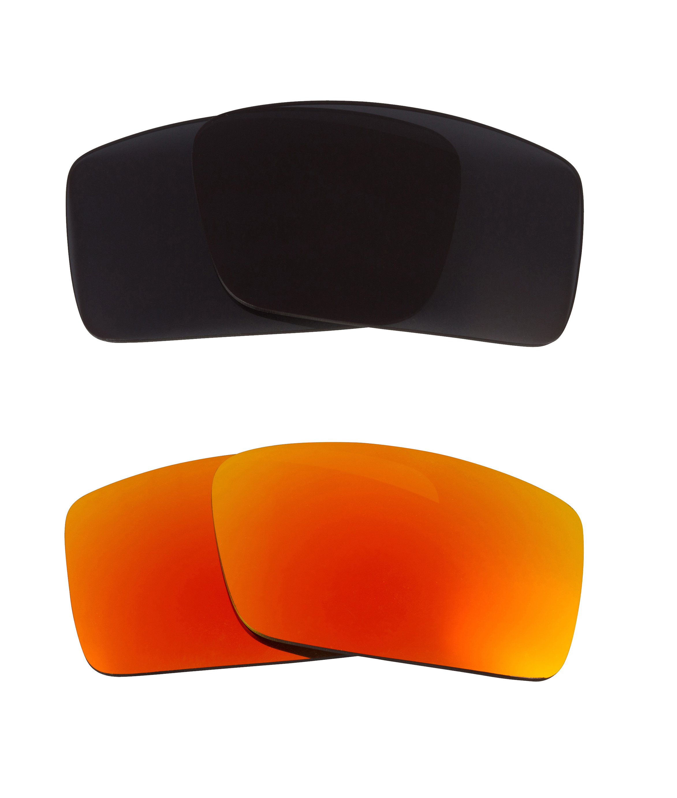 2521186f8596b Gascan S Replacement Lenses Polarized Grey   Yellow by SEEK fits OAKLEY