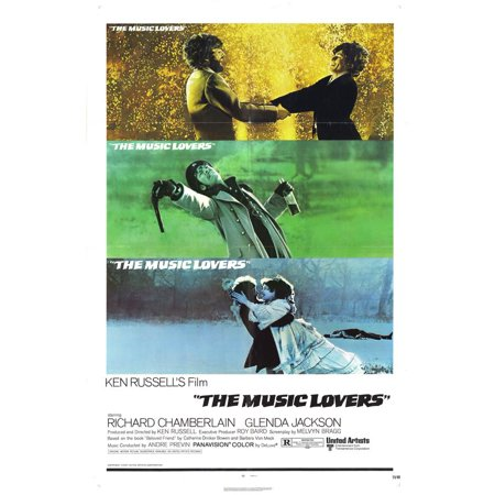 The Music Lovers POSTER Movie (27x40) for $<!---->