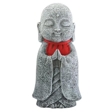 Ksitigarbha Jizo Ojizo-Sama Japanese Buddha Statue, Brand new never used condition By Summit
