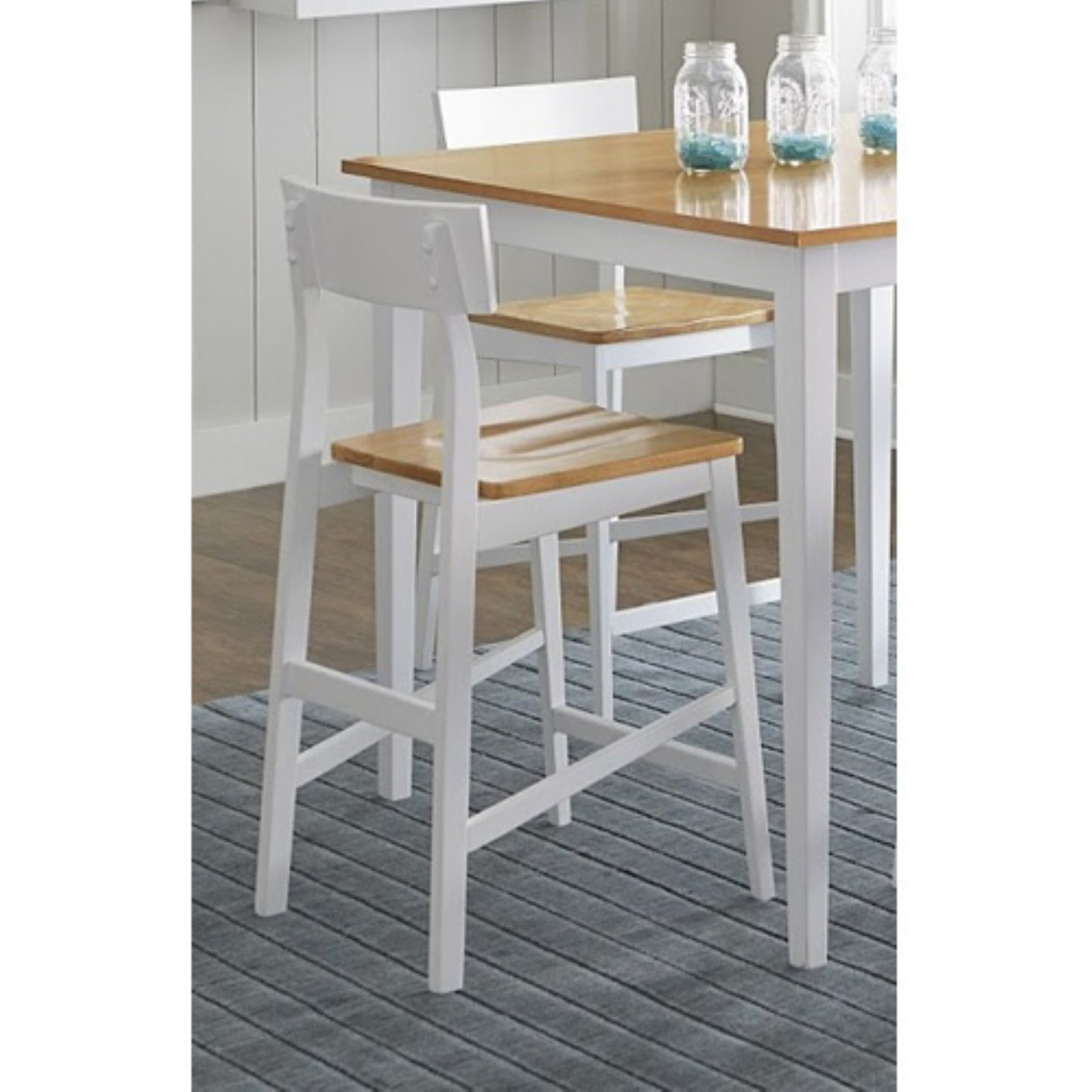 Progressive Furniture Christy Counter Height Dining Chair - Set of 2