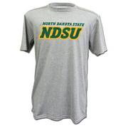 Digital Print Gray North Dakota Bison Shirt