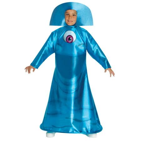 Morris Costumes Monster Vs Alien B.O.B. Small](Monsters Vs Aliens Costumes)
