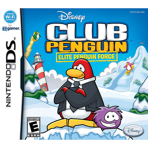 Club Penguin: Elite Penguin Force (DS) - Pre-Owned