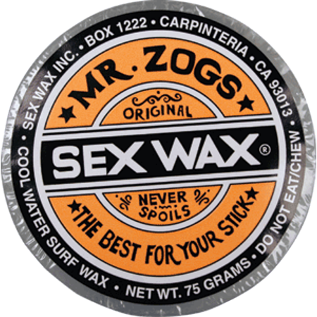 Sex Wax Og  Surf Wax  Cool Assorted    Pack Of 3