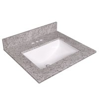 Vanity Tops And Side Splashes Walmart Com Walmart Com