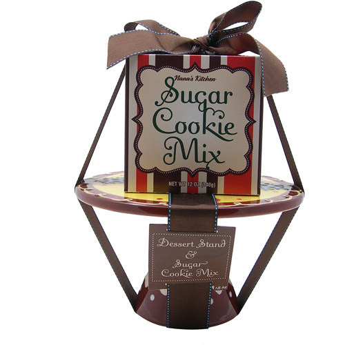 Nana's Kitchen Dessert Stand with Sugar Cookie Mix, 12 oz
