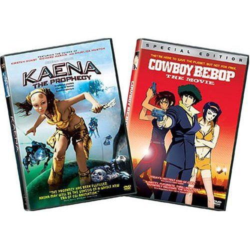 Kaena: The Prophecy / Cowboy Bebop: The Movie (2-Disc) (Widescreen)
