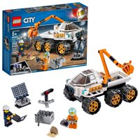 LEGO City Space Rover Testing Drive 60225 NASA-inspired Kit (202 Pieces)