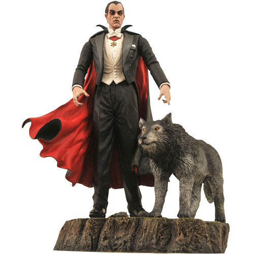 Universal Monsters Select Dracula Action Figure