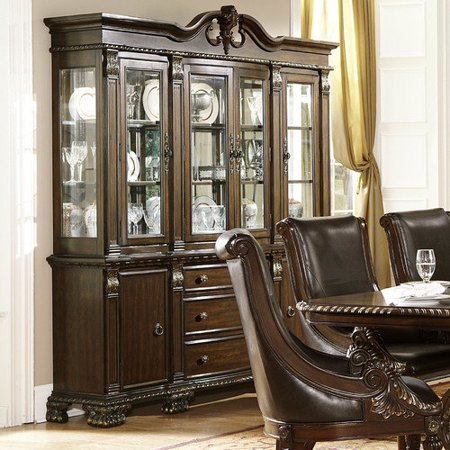Woodbridge Home Designs Orleans Buffet And Hutch