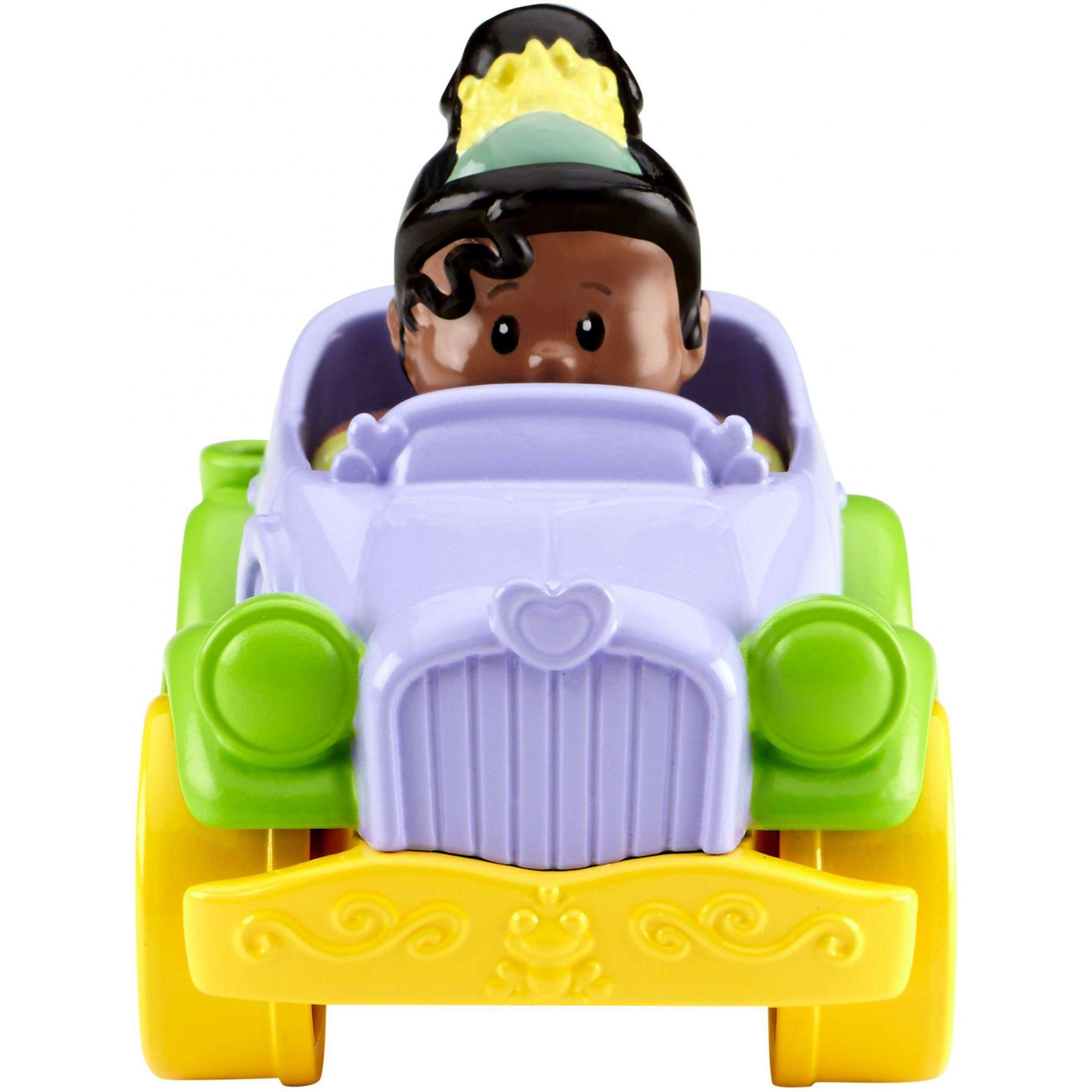 Disney Princess Tiana's Old Fashioned Car By Little People