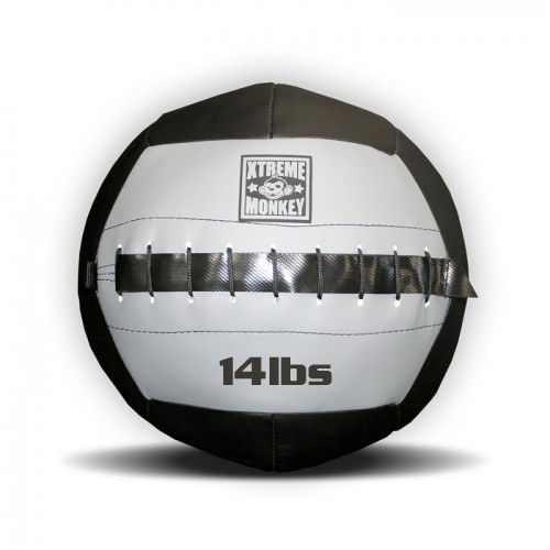 Xtreme Monkey Commercial Wall Ball-Weight:14 lbs