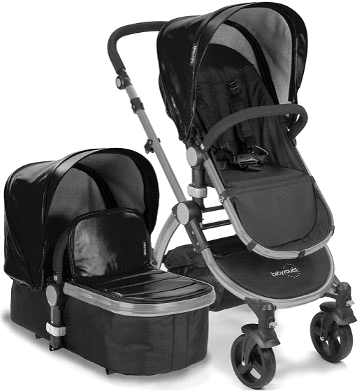 Bassinet Strollers