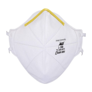 Best n95 rated respirator mask - Harley N95 Respirator Face Mask-Model L-188-NIOSH Approved-20 per Review