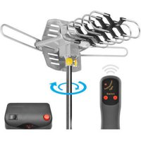 Ematic HD TV Motorized Outdoor Antenna