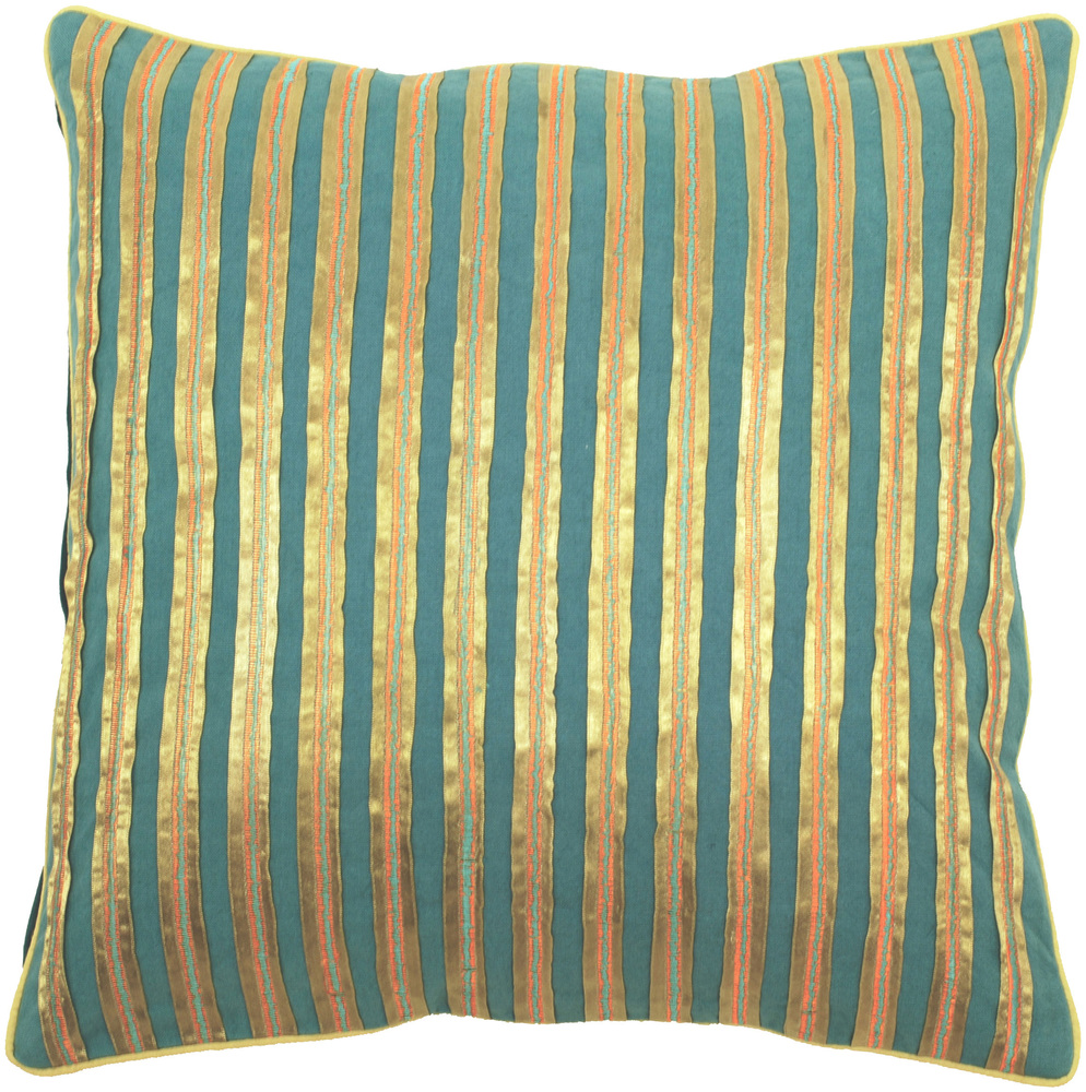 Surya Decorative P0100-1320 Pillow - (Down Filling/18 Inch x 18 Inch )