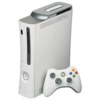 Refurbished Microsoft 20GB Console White For Xbox 360