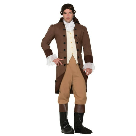 Men's Colonial Gentleman Costume (Authentic Colonial Costumes)