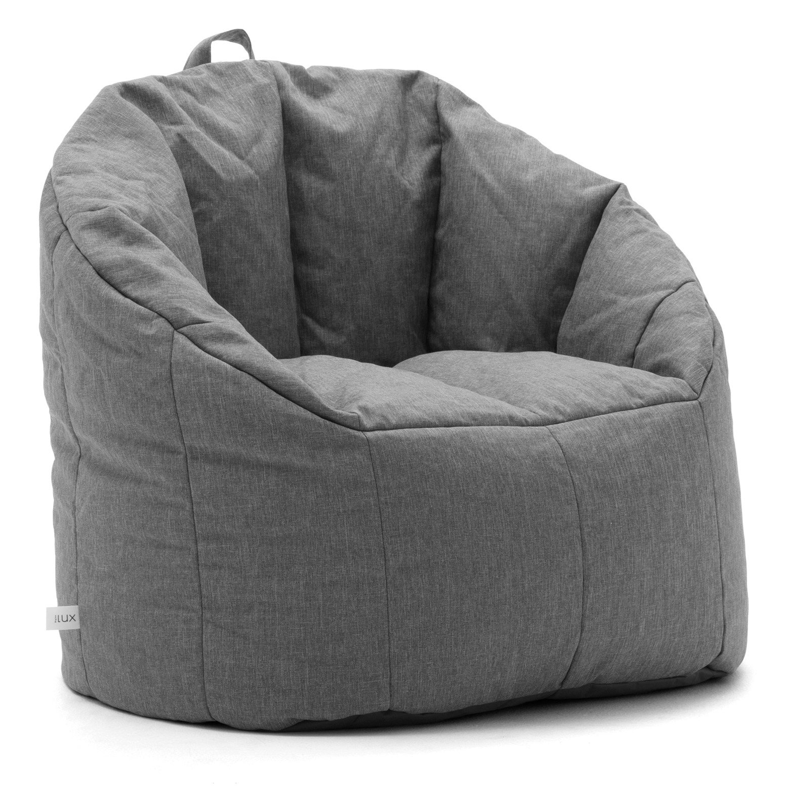 Lux by Big Joe Milano Union Bean Bag
