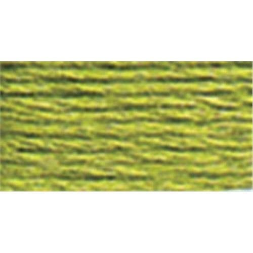 DMC 115 5-471 Pearl Cotton Thread, Very Light Avocado Green, Size 5 Multi-Colored