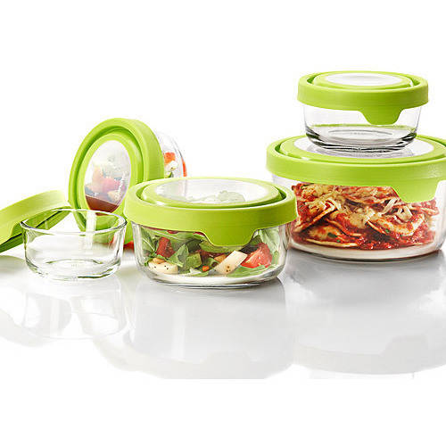 Anchor Hocking 10-Piece True Seal Food Storage Set