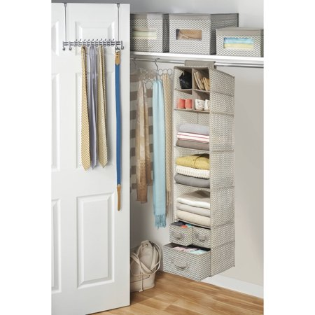 closet walmart system com shelf storage hanging ip organizer and