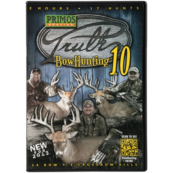 Primos Hunting Truth Bow Hunting 10 DVD