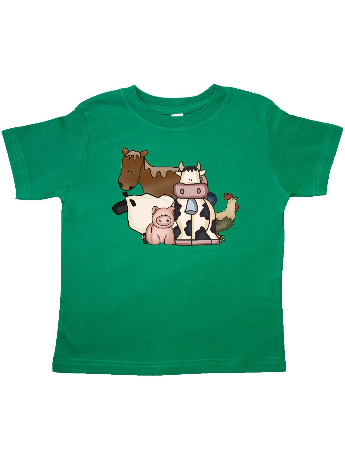 critters Toddler T-Shirt