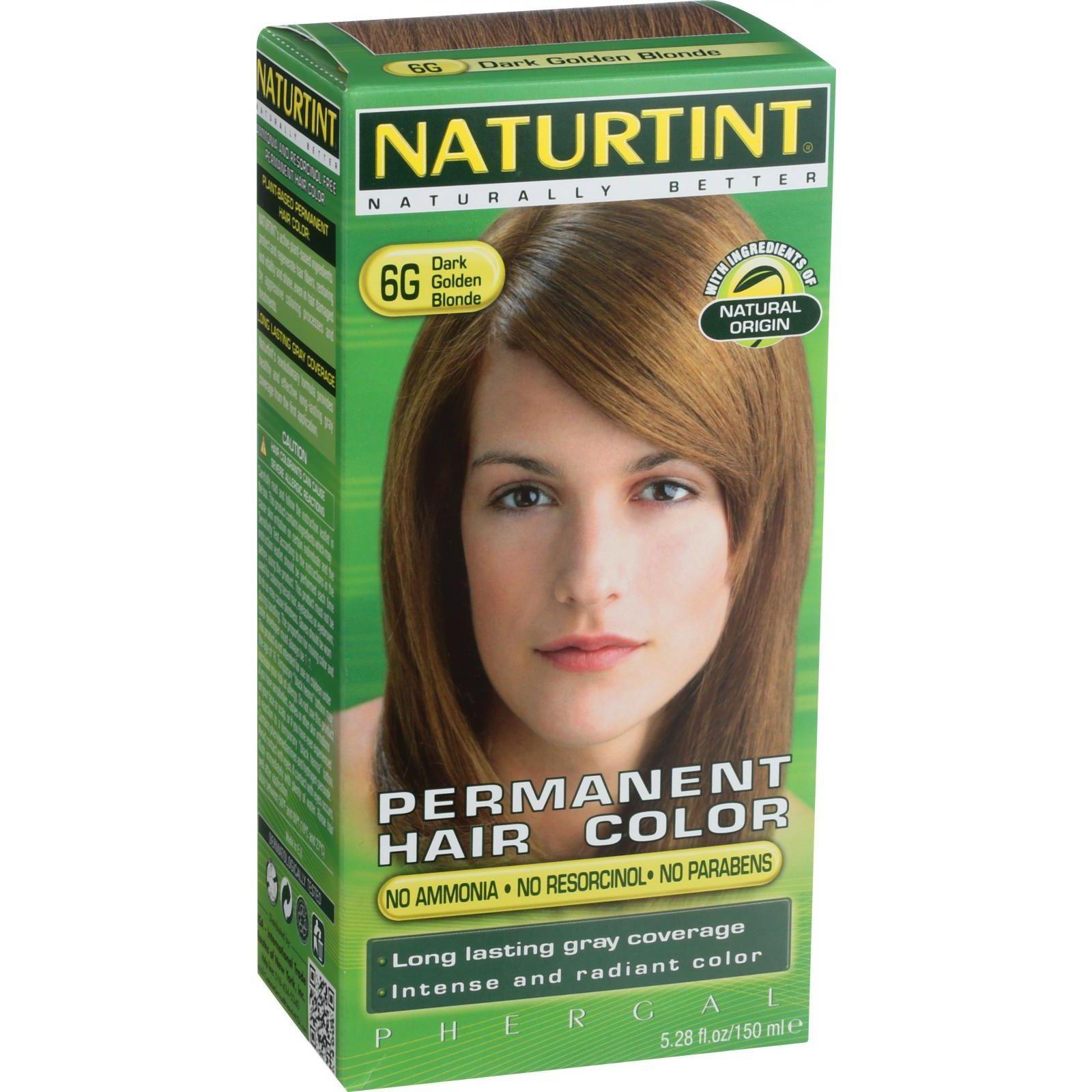 Phergal Naturtint Permanent Hair Color 56 Oz Walmart