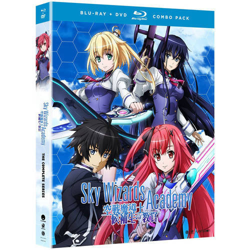 Sky Wizards Academy: The Complete Series FMABRFN01675