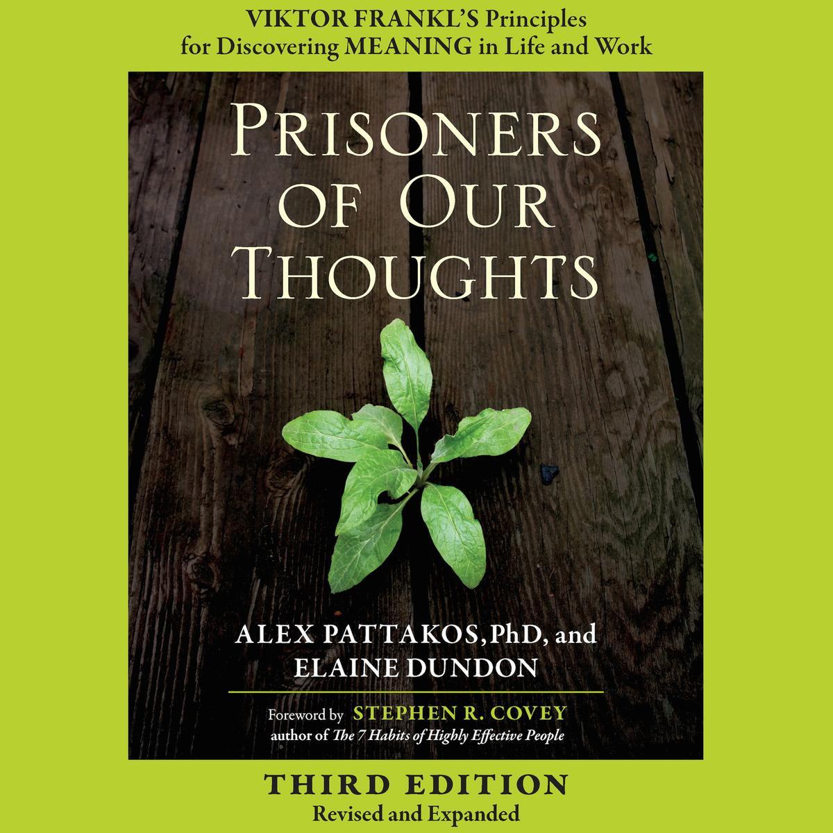 Prisoners of Our Thoughts - Audiobook