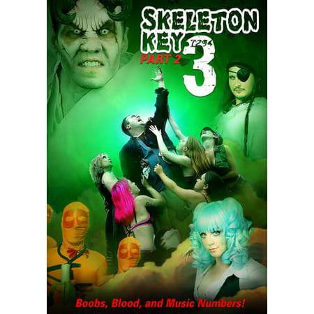 Skeleton Key 3 Part 2 (Vudu Digital Video on (Two Part System)