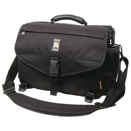 Large Camera Bag - Ape Case ACPRO1400 Pro Messenger-Style Camera Bag (Large)