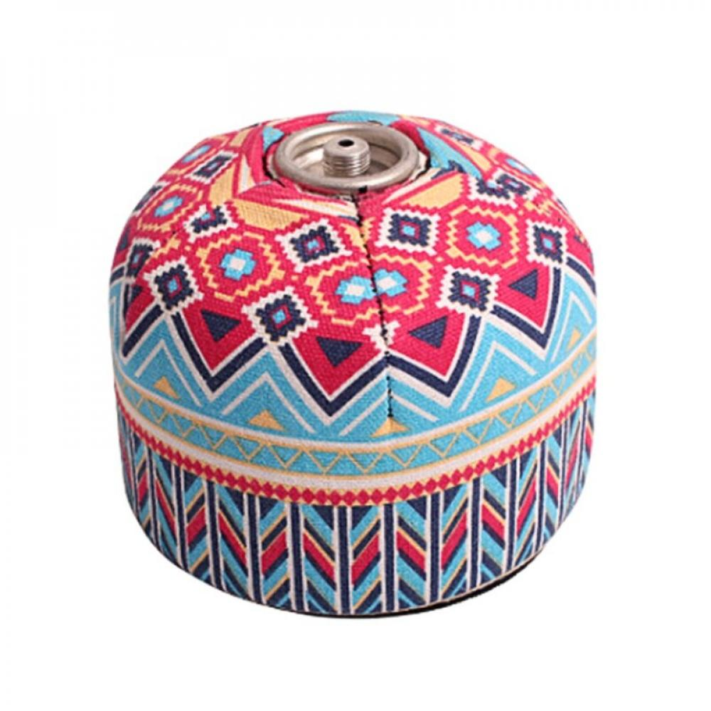 Details about  /FUEL CYLINDER STORAGE BAG Outdoor Camping 450//230g Gas Canister PROTECTIVE COVER