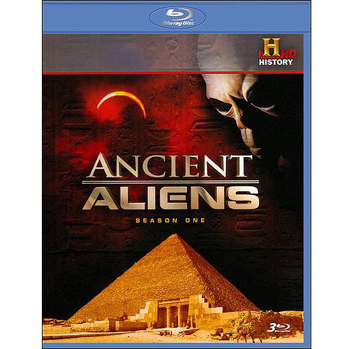 Ancient Aliens: The Complete Season One (Blu-ray)